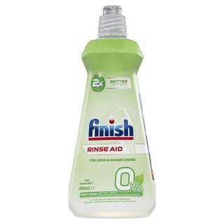 Finish Dishwasher Rinse Aid 0%
