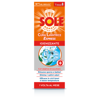 Sole Cura Lavatrice Express