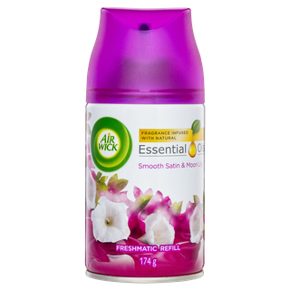 Air Wick Freshmatic Refill Smooth Satin & Moon Lilly