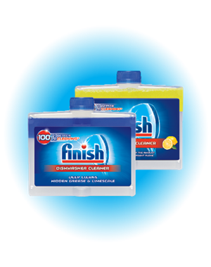 Finish Dishwasher Cleaner - In-Wash tablete