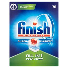 FINISH All In 1 Dishwasher Tabs Regular