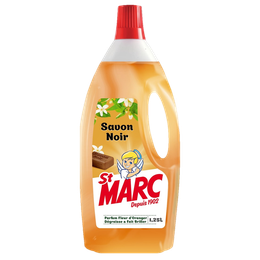 Liquide Multi-Usages Savon Noir¹