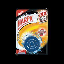 Harpic® 10x Power Ultra® Limpiador de Inodoros  Pastilla para tanque 1 pza.