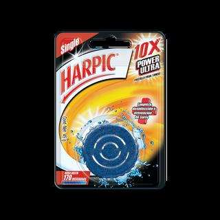 Harpic® 10x Power Ultra® Limpiador de Inodoros  Pastilla para Tanque, 1pza