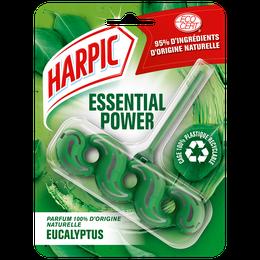 Harpic Bloc Cuvette Essential Power Eucalyptus