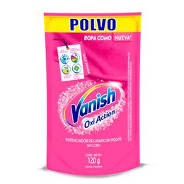 Vanish Rosa 120gr