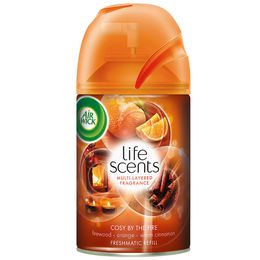 Life Scents Cosy By The Fire Freshmatic Refill