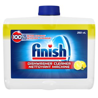 Finish® Dual Action™ Dishwasher Cleaner Citrus Scent