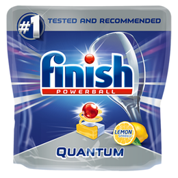 FINISH Quantum Dishwasher Tabs Lemon