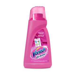 Płyn Vanish Oxi Action Pink odplamiacz do koloru