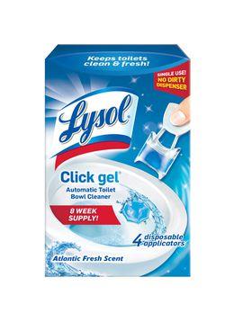Lysol® Click Gel™ Automatic Toilet Bowl Cleaner - Ocean Fresh Scent
