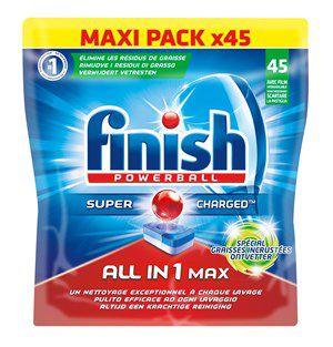 Finish Tout en 1 Max*Special Graisses Incrustees