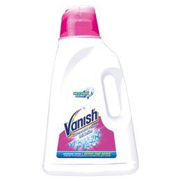 VANISH Oxi Action Кристальная белизна Пятновыводитель + Отбеливатель для тканей (жидкий) 3 л