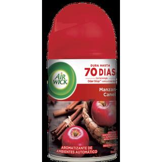 Air Wick® Freshmatic® Manzana Canela Respuesto 250 ml
