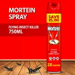 Mortein Flying Insect Killer 750ML Aerosol