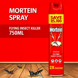 Mortein Flying Insect Killer 750ML Aerosol