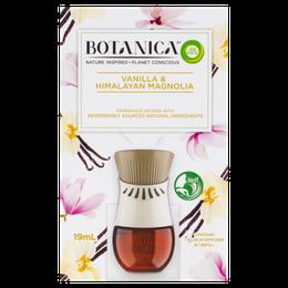 Botanica by Airwick Air Freshener LE Vanilla & Himalayan Magnolia PR 19mL
