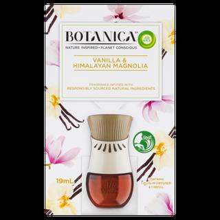 Botanica by Airwick Liquid Electric Vanilla & Himalayan Magnolia 19mL