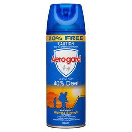 Aerogard 40 Deet 300g