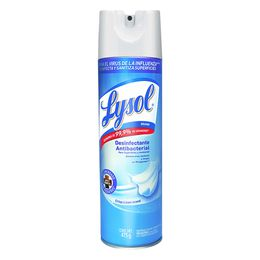Lysol® Aerosol Desinfectante de Superficies y Ambiental - Crisp Linen