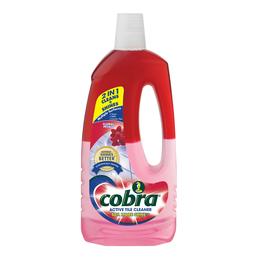 COBRA ACTIVE TILE CLEANER FLORAL PETALS 750ml