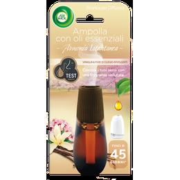 Vaniglia Refill Ricarica per Diffusore di Fragranze con Oli Essenziali