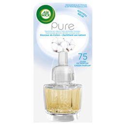 Air Wick Recharge Diffuseur Electrique Pure Douceur de Coton¹