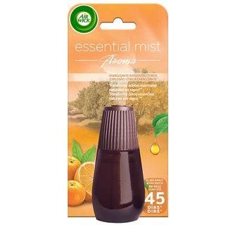 Air Wick Essential Mist - Energizante Explosion citrica