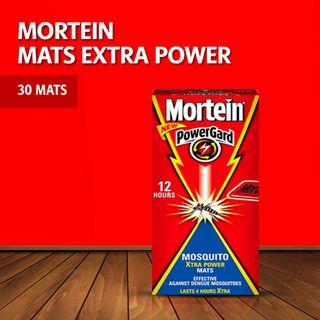 Mortein Xtra Power Mats