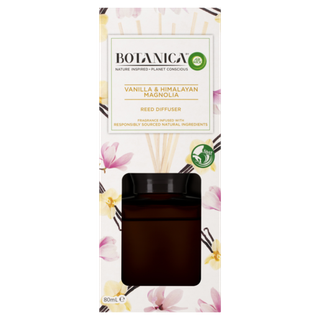 Botanica by Air Wick Reed Vanilla & Himalayan Magnolia 80mL
