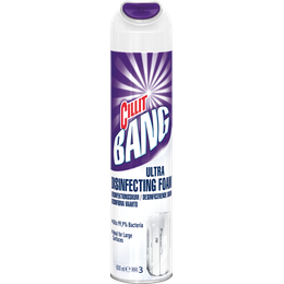 Cillit Bang Disinfecting Foam - Desinficerende Skum 600ml