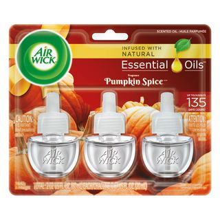 PUMPKIN SPICE SCENTED OIL (Triple)