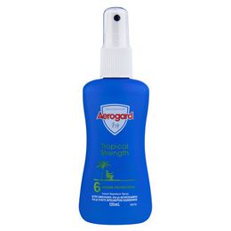 Aerogard Tropical Pump 135ml