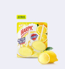 HARPIC ACTIVE FRESH HYGIENIC TOILET BLOCKS
