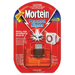 MORTEIN PEACEFUL NIGHTS REFILL