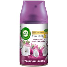 Air Wick Freshmatic Essential Oils Lirio de Luna