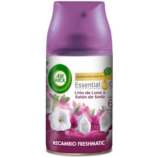 Airwick Freshmatic Essential Oils Lirio de Luna