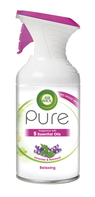 Air Wick Pure Essential Oils Relaxing Instant Sprays