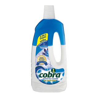 COBRA ACTIVE TILE CLEANER DELICATE BREEZE 750ml