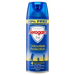 Aerogard Odourless Protection 300g