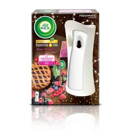 Air Wick Freshmatic Autospray Kit & Winter Berry Treat Refill