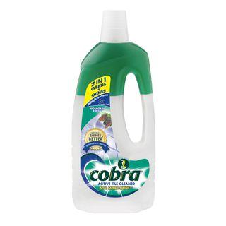 COBRA ACTIVE TILE CLEANER MOUNTAIN FRESH 750ml