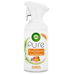 Air Wick Aerosol Pure Essential Oils Energisant