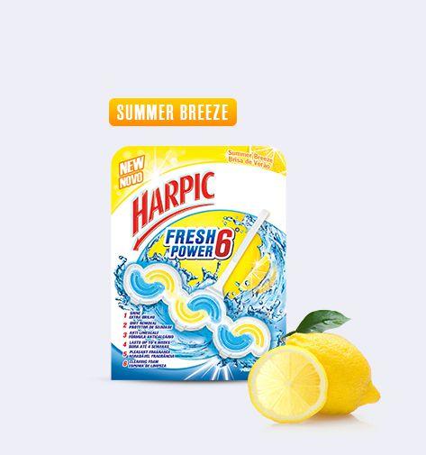 Harpic Fresh Power 6 Summer Breeze