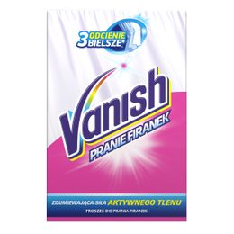 Proszek do prania firanek Vanish 400g