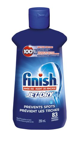 Finish® Jet-Dry® Rinse Aid Original