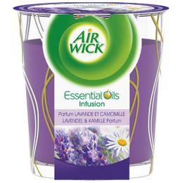 Decoratieve Kaars Essentiële Oliën Lavendel