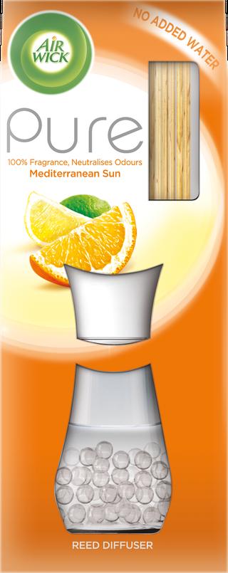 Air Wick Pure Reed Diffuser Mediterranean Sun