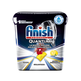 Finish Quantum Ultimate Tub Lemon