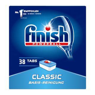 Finish Classic Tabs